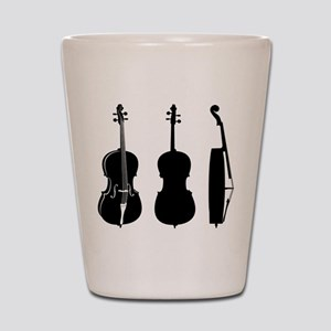 Cellos Shot Glass