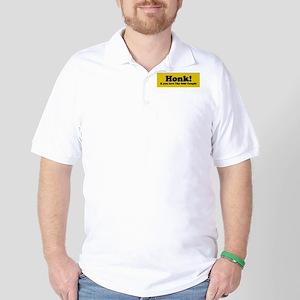 Honk Golf Shirt