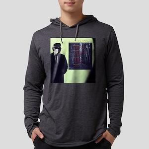 BRIEFINGBACK Mens Hooded Shirt