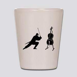 Cello Ninja Shot Glass