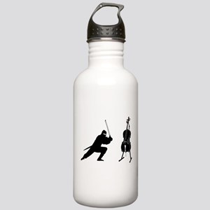 Cello Ninja Stainless Water Bottle 1.0L