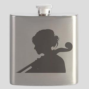 Cellist Flask