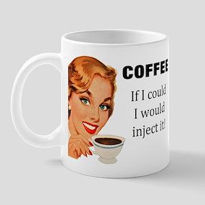 Coffee Junkie Mug