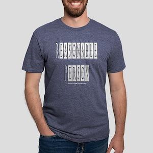 reasonablebk Mens Tri-blend T-Shirt