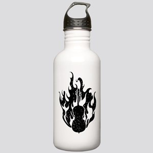 Flaming Cello Stainless Water Bottle 1.0L