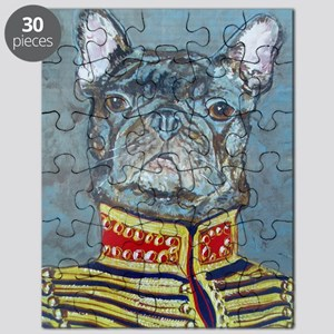 """""""Frenchie"""" Puzzle"""