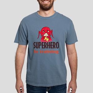superhero in Training li Mens Comfort Colors Shirt