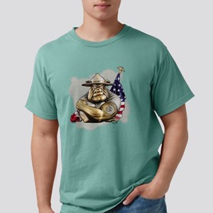 Always Faithful Mens Comfort Colors Shirt
