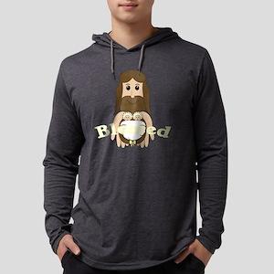 jesusandtwinsyellow Mens Hooded Shirt