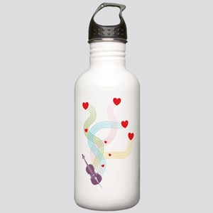 Lovely Cello Stainless Water Bottle 1.0L