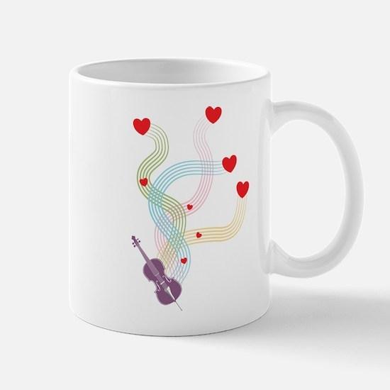 Lovely Cello Mug