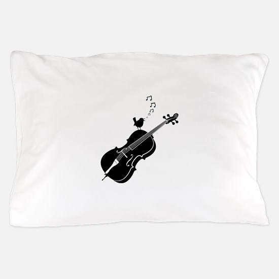 Song Bird Pillow Case