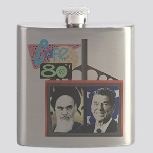 Cafe 80s Flask