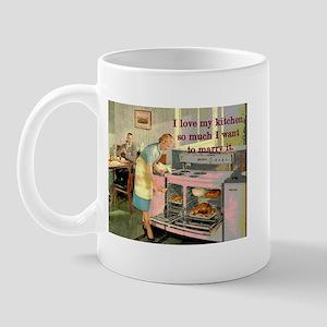 Love My Kitchen Mug