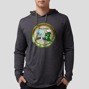 LCG10a Mens Hooded Shirt