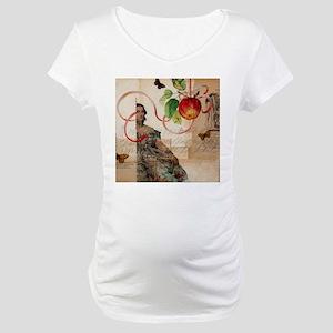 Temptation #2 Maternity T-Shirt