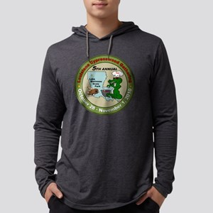 LCG12a Mens Hooded Shirt