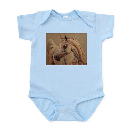 Arabian Horse Infant Bodysuit