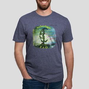 Copan eccentric FAQ Mens Tri-blend T-Shirt