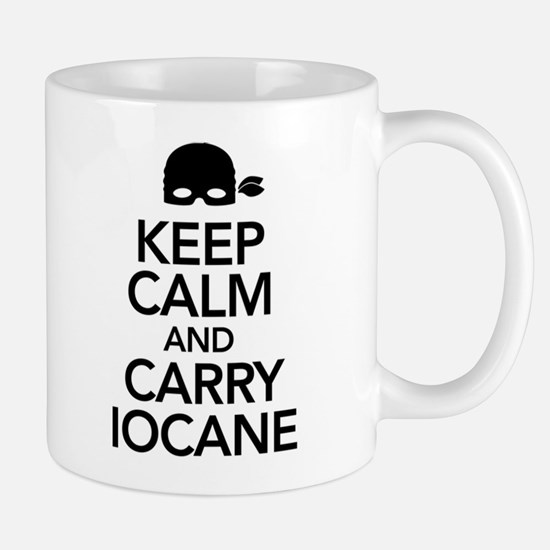 Keep Calm and Carry Iocane Mug
