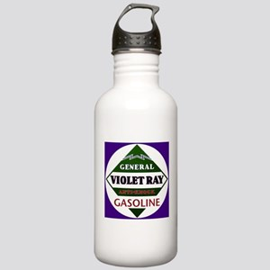 Violet Ray Gasoline Stainless Water Bottle 1.0L