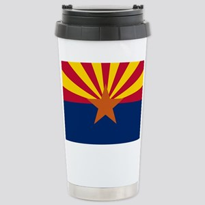 Arizona flag Stainless Steel Travel Mug