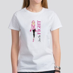Join The Fight Women's T-Shirt