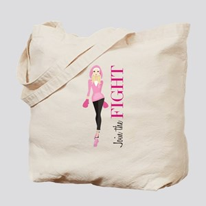 Join The Fight Tote Bag