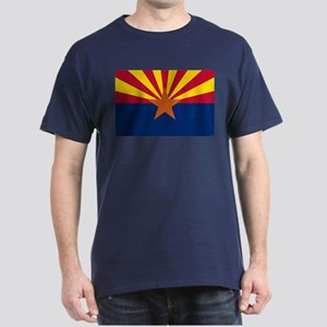 Arizona flag Dark T-Shirt
