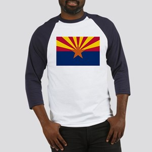 Arizona flag Baseball Jersey