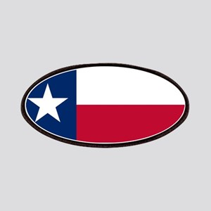 Texas flag Patches
