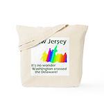 New Jersey Pride Tote Bag