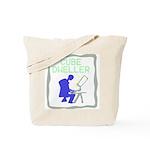 Cube Dweller Tote Bag