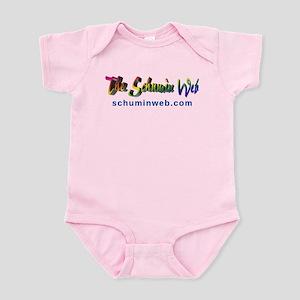 Schumin Web Logo Infant Bodysuit