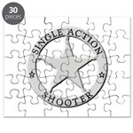 Single Action Shooter Puzzle