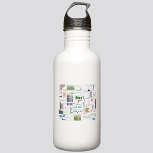TED designs for TEDophiles Stainless Water Bottle