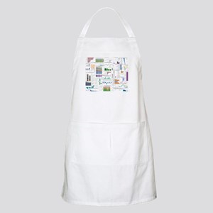 TED designs for TEDophiles Apron
