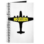 NO LIQUIDS Journal