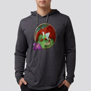 Fairy Quest Mens Hooded Shirt