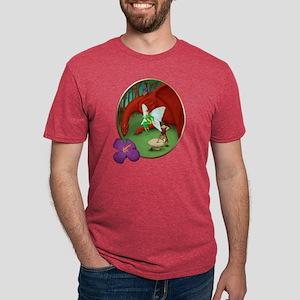 Fairy Quest Mens Tri-blend T-Shirt