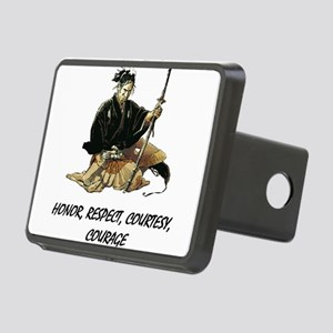 Samurai Rectangular Hitch Cover