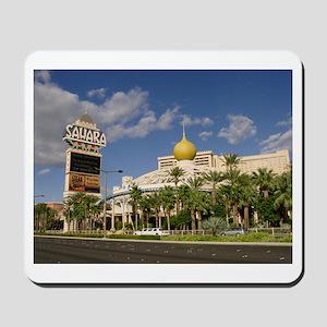 Sahara Hotel Las Vegas Mousepad