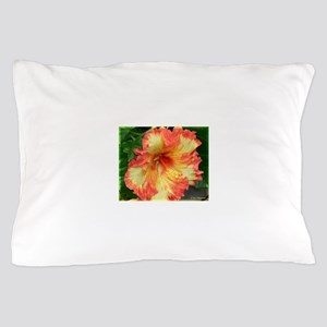 Hibiscus! Exotic floral photo! Pillow Case