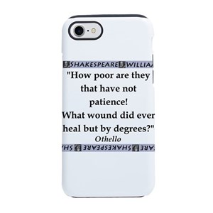 Patience Iphone 87 Cases Cafepress