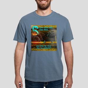 timeflies55 Mens Comfort Colors Shirt