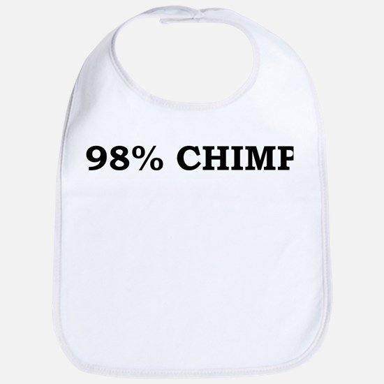 98% Chimp Bib