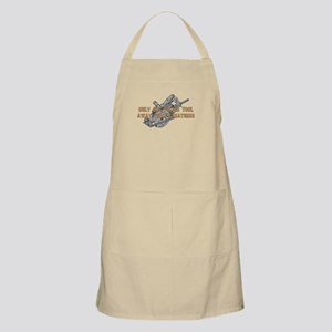 One Tool Away From Greatness Apron