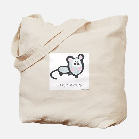 House Mouse Tote Bag