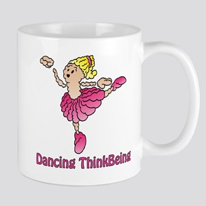 Dancing ThinkBeing Mug