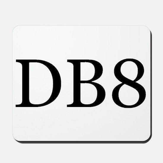DB8 Mousepad